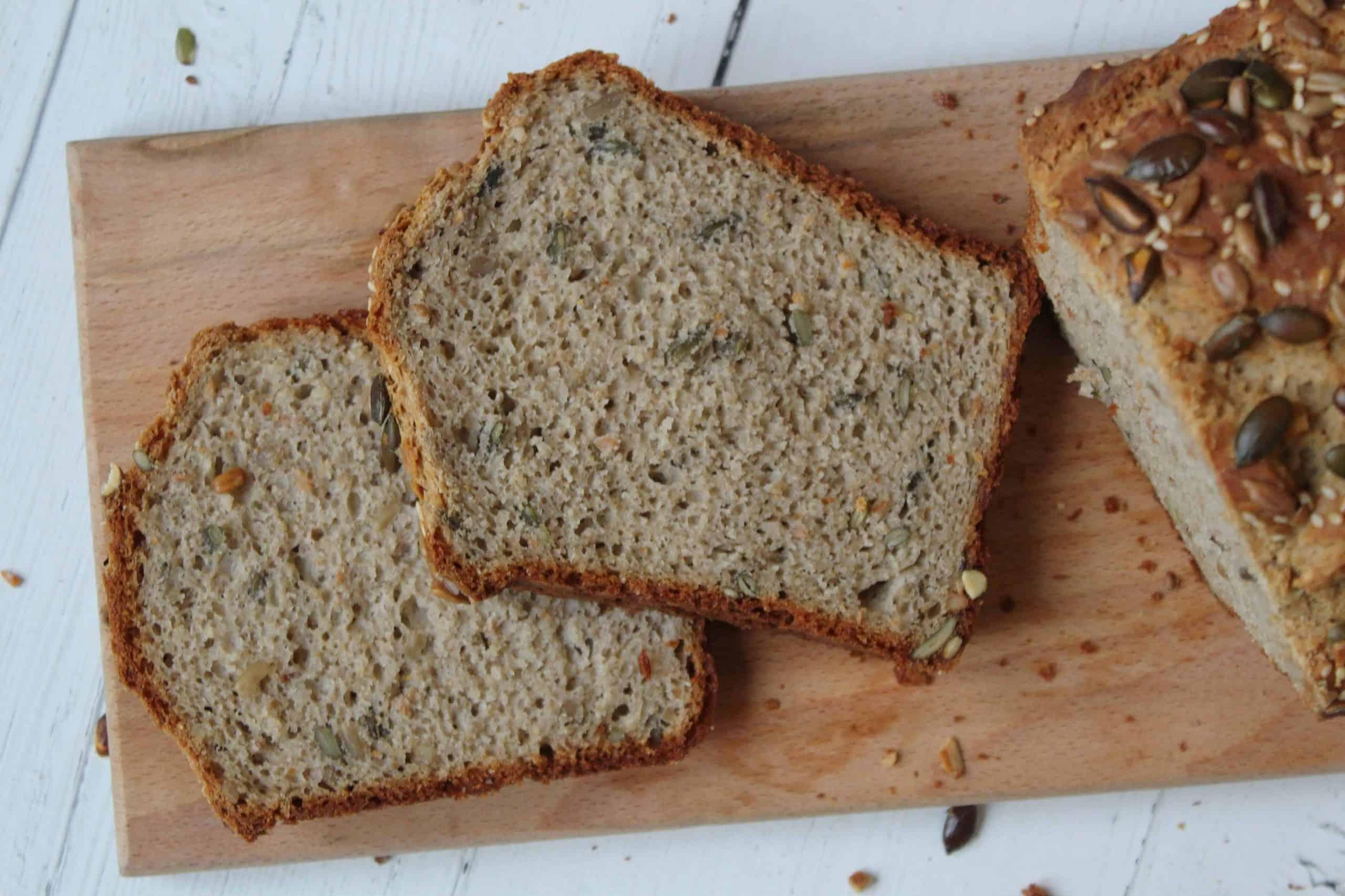 gluten free brown bread recipe