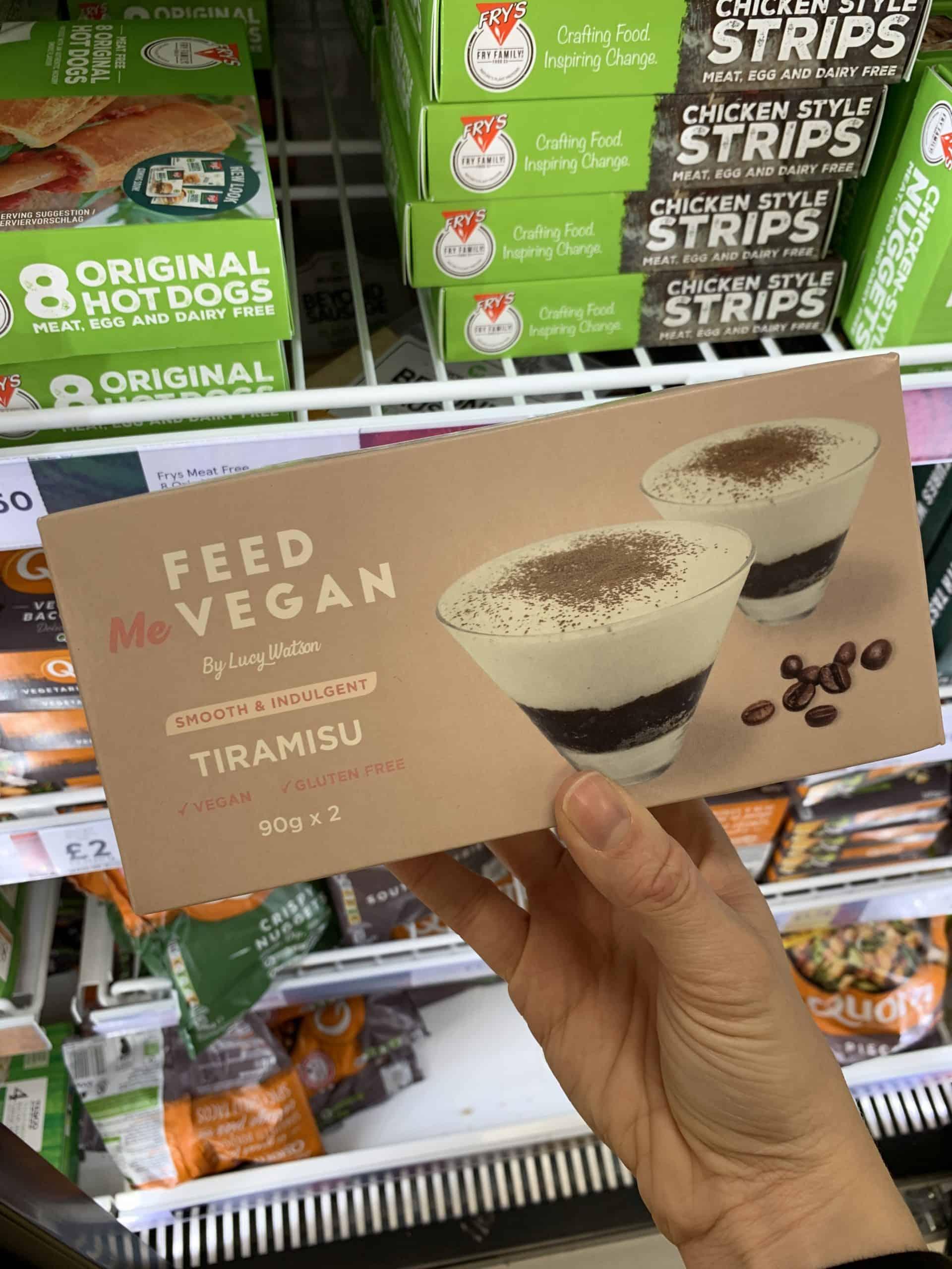 feed me vegan dessert