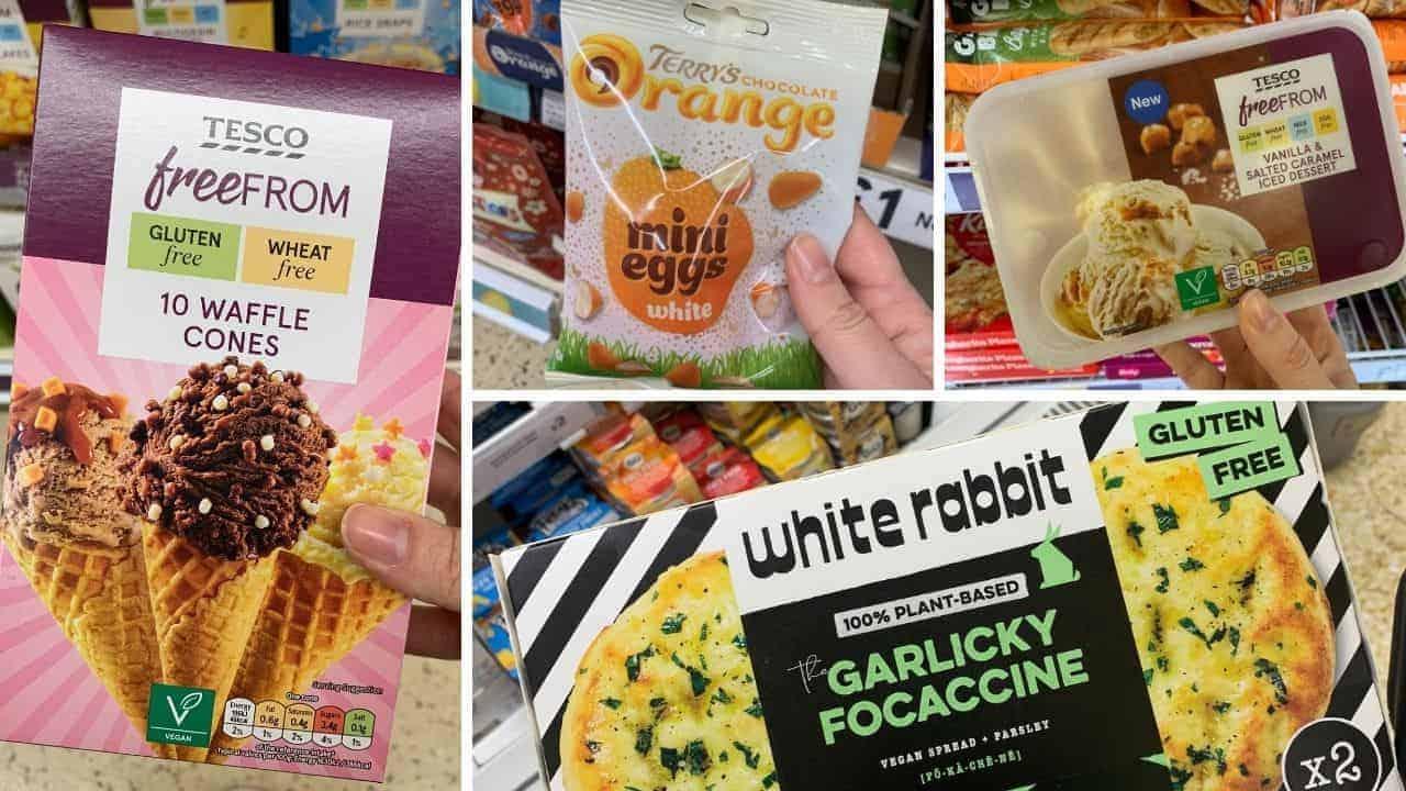 new gluten free food uk january 2021
