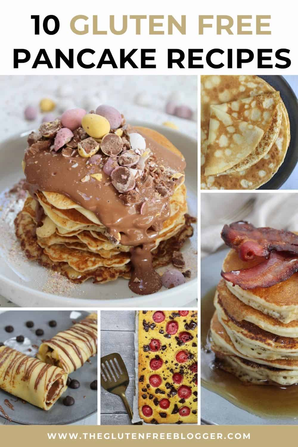 GLUTEN FREE PANCAKE RECIPES FOR PANCAKE DAY (1)