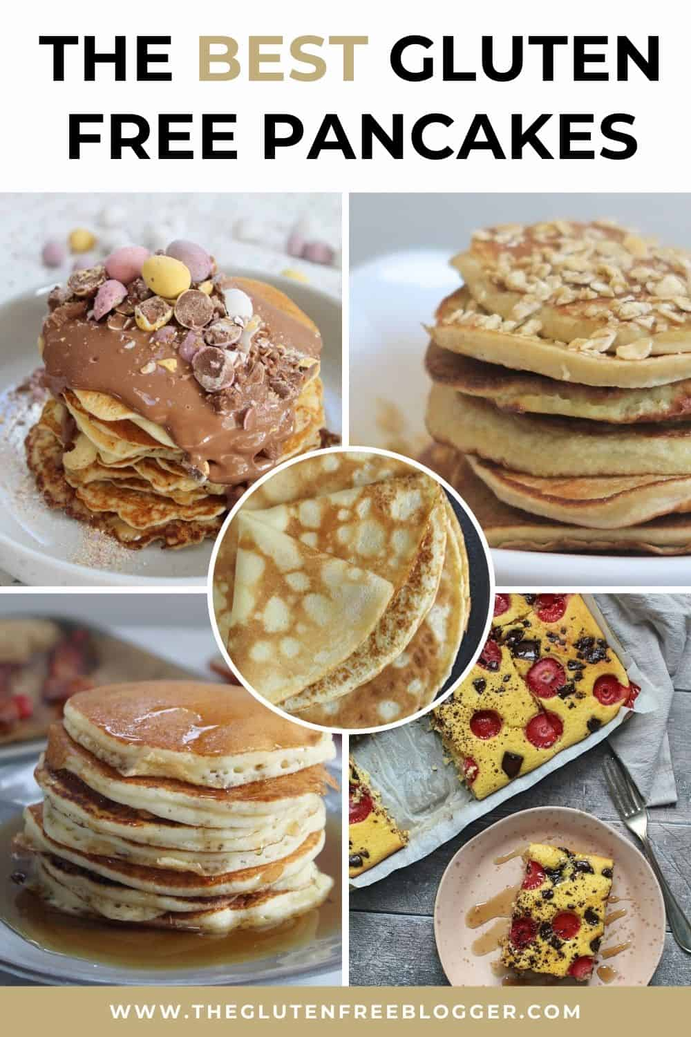 GLUTEN FREE PANCAKE RECIPES FOR PANCAKE DAY (1)GLUTEN FREE PANCAKE RECIPES FOR PANCAKE DAY (1)