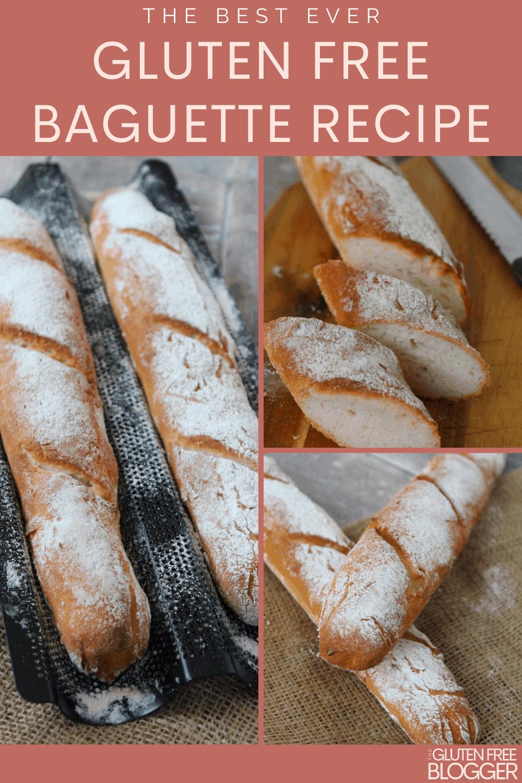 Gluten free baguette recipE