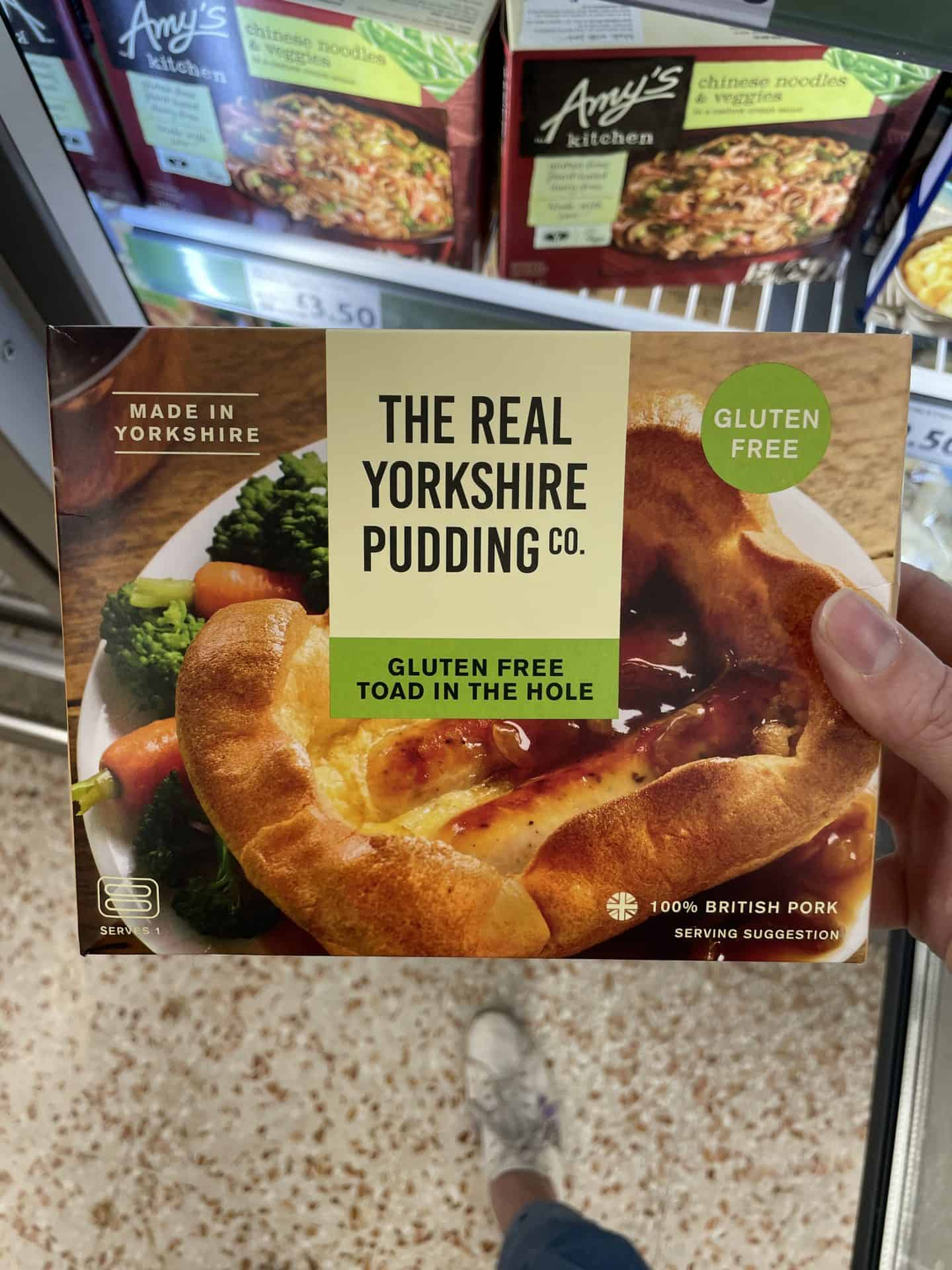 the real yorkshire pudding co toad in the hole