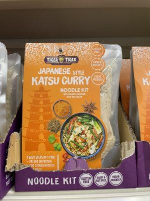 gluten free japanese katsu curry kit