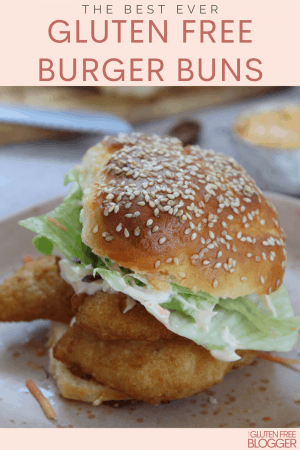 gluten free burger buns recipe