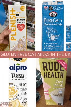 gluten free oat milk in the uk