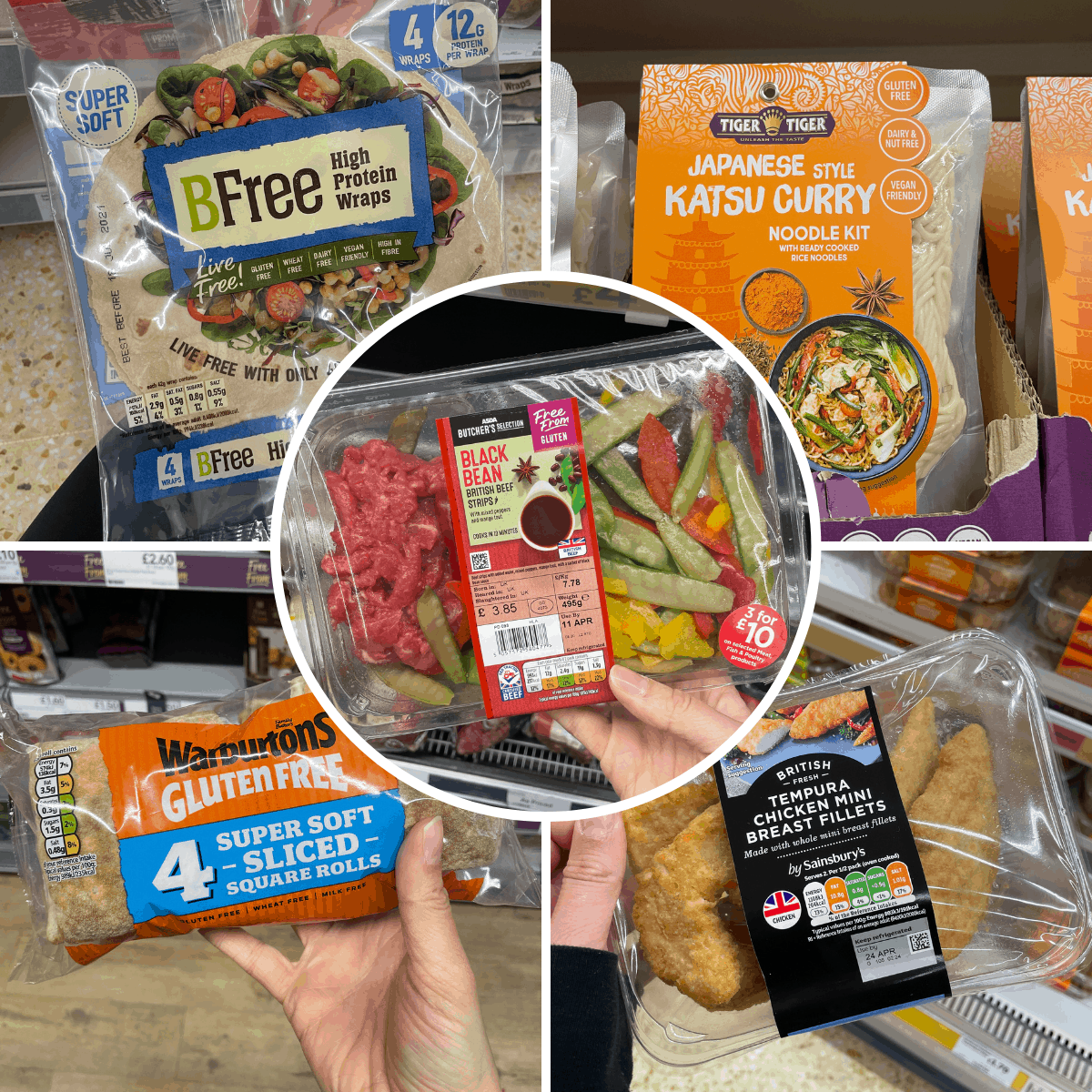 new gluten free finds april 2021