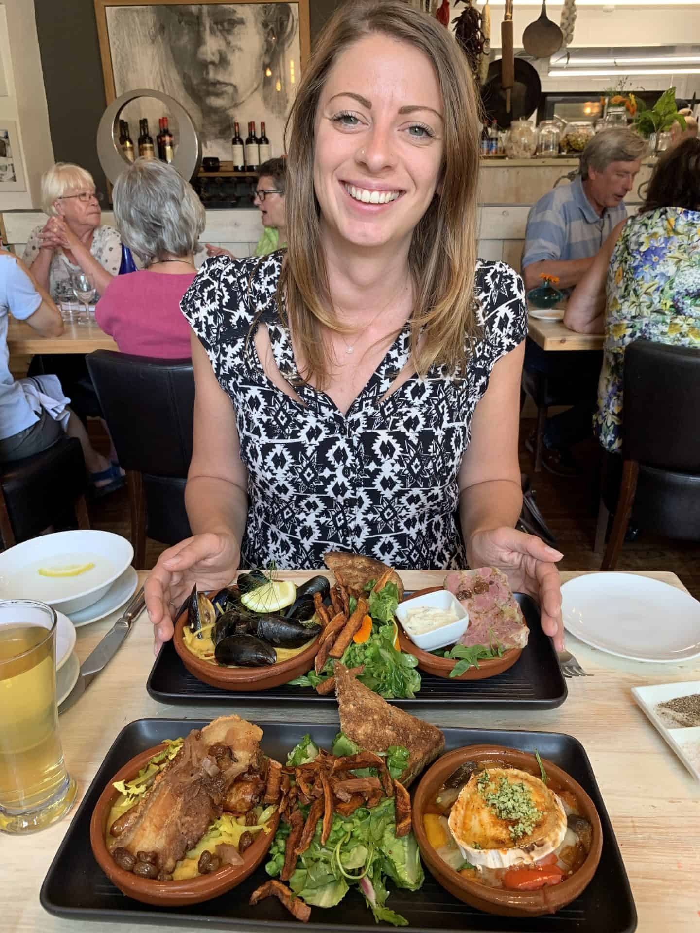 eating out with coeliac disease 1
