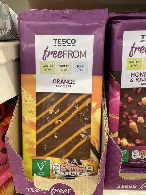gluten free tesco finds