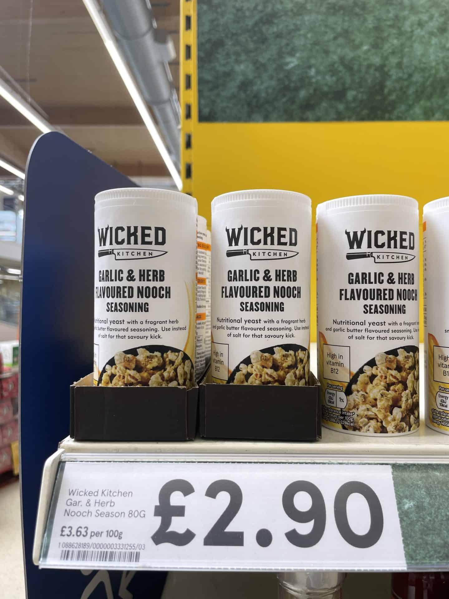 wicked kitchen nooch