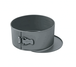 Dexam 17841535 Non-stick Deep Springform Cake tin 20cm X 9cm Deep, Grey