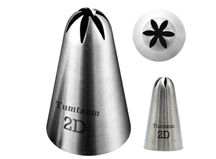 2D Piping Nozzle