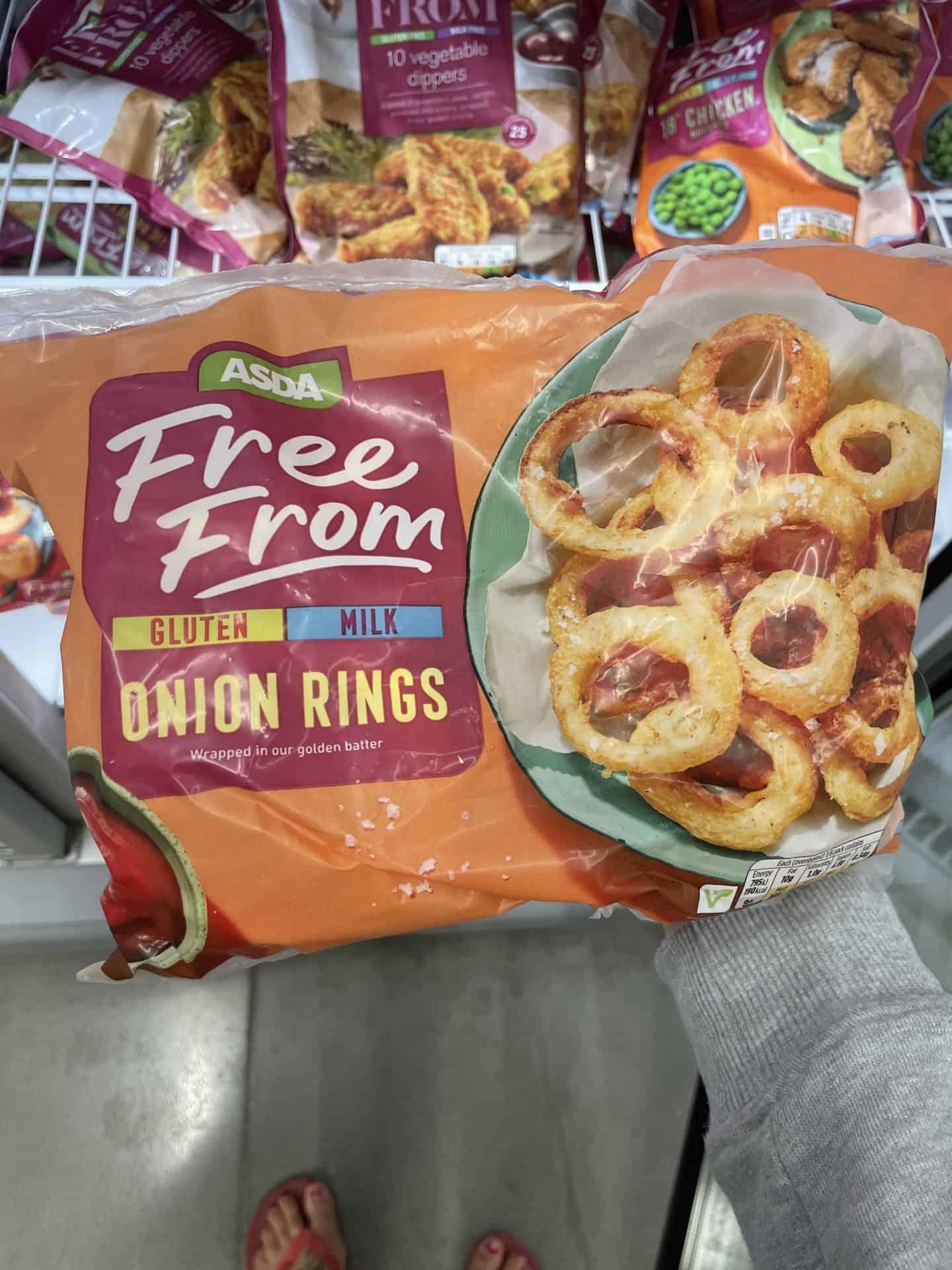 asda gluten free onion rings