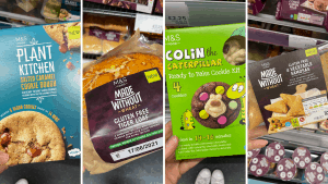 marks and spencer gluten free fb
