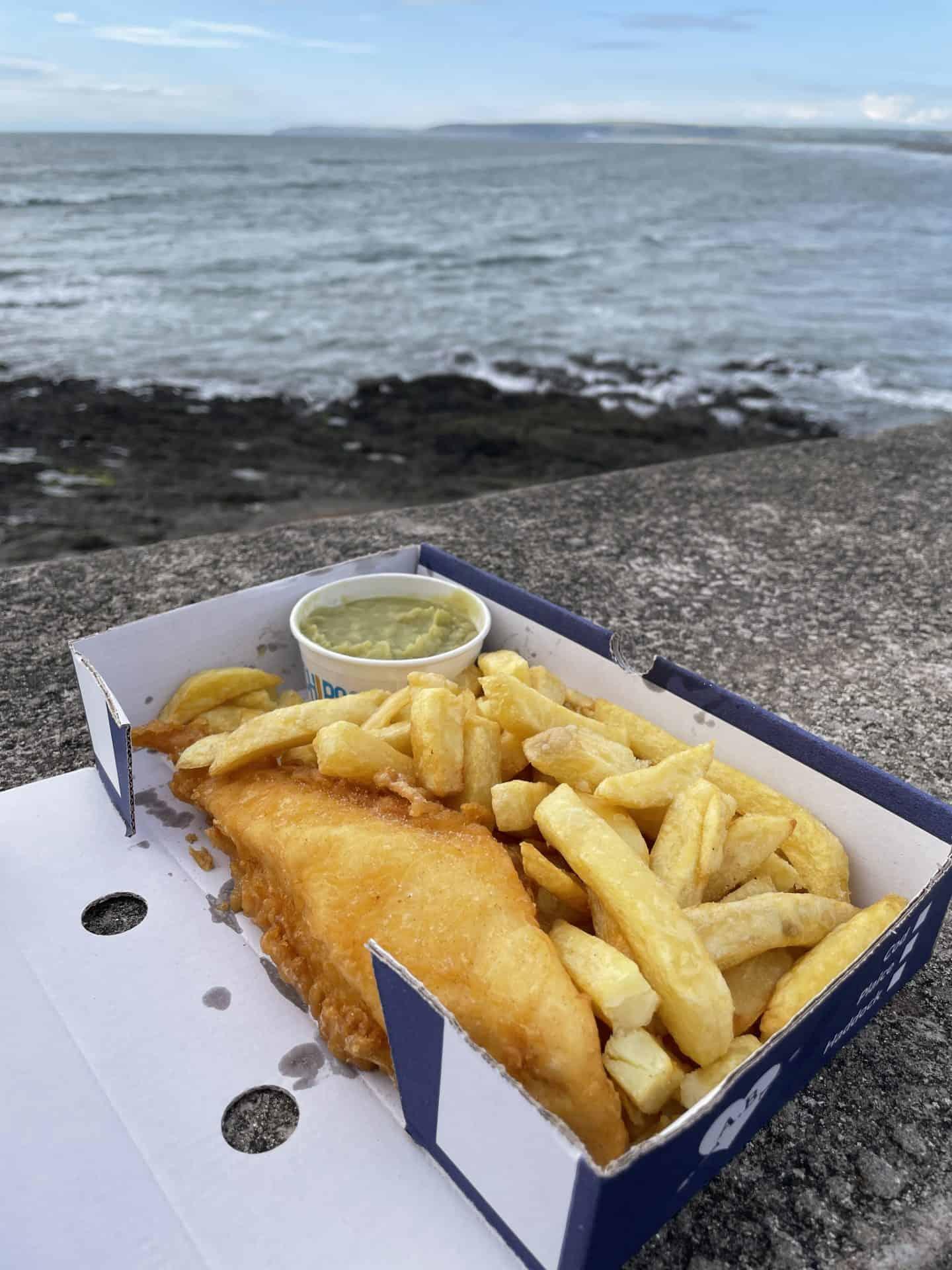 atlantic bay fish and chips westward ho! gluten free