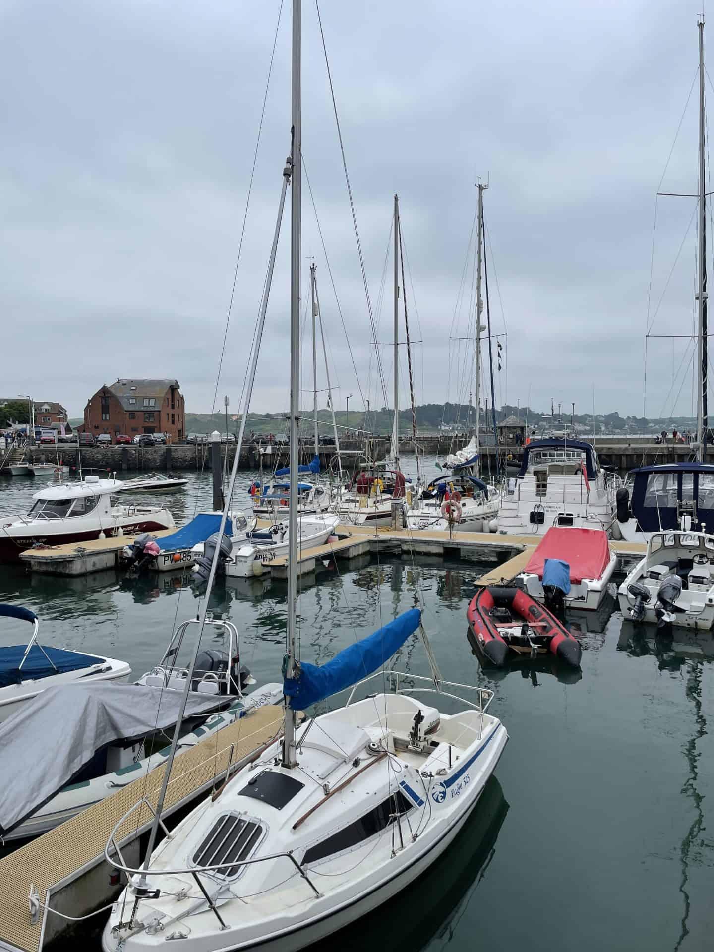 gluten free padstow harbour