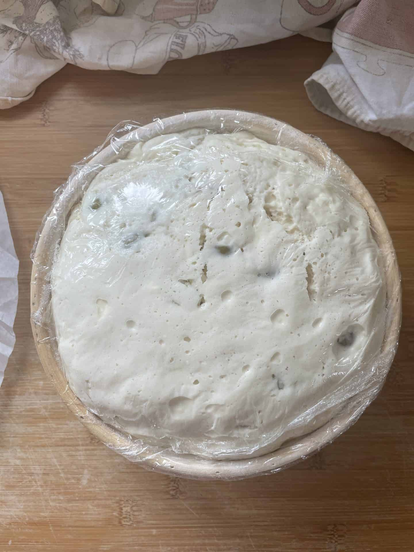 gluten free artisan bread with olives and feta no knead 18