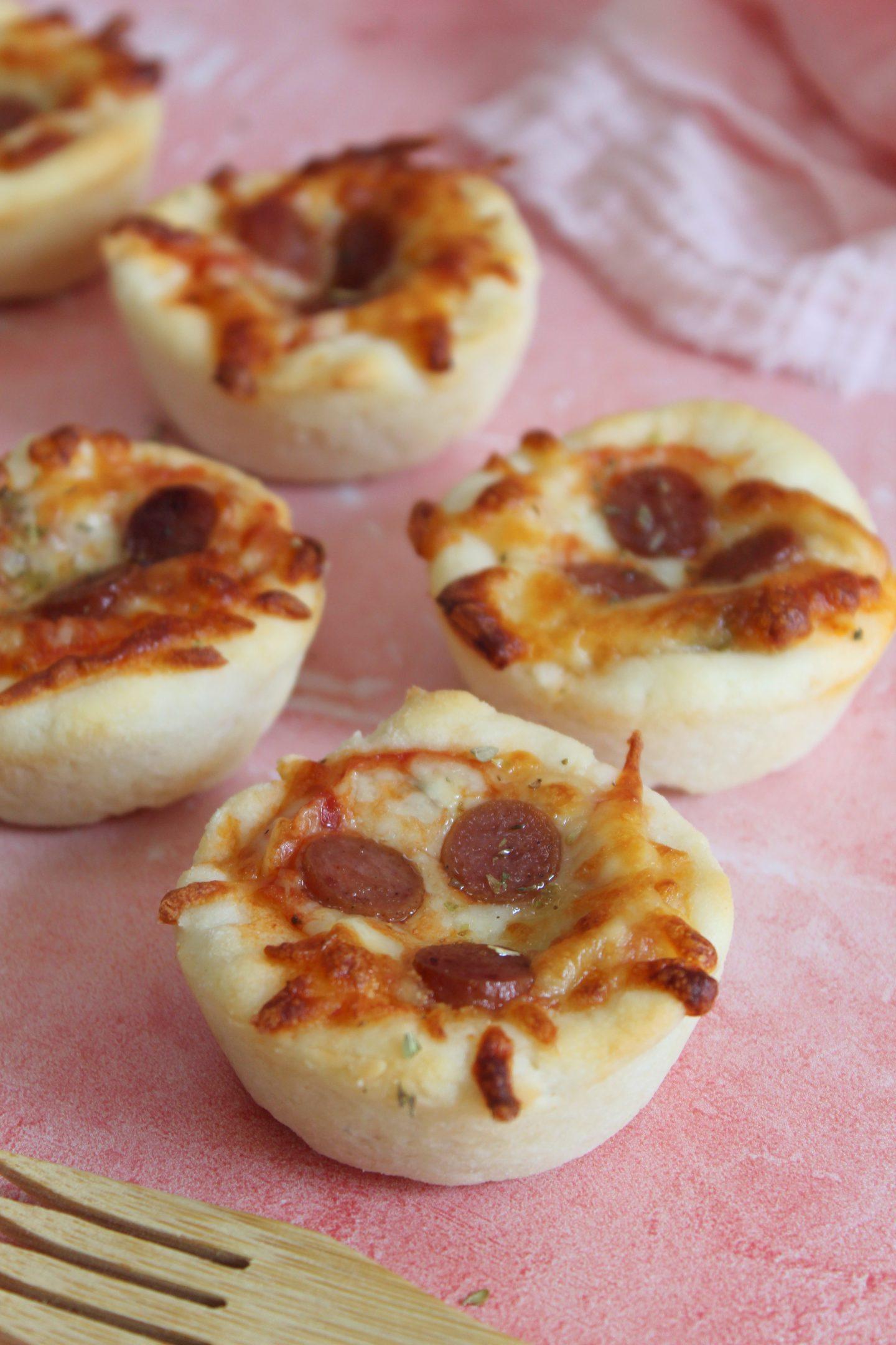 gluten free mini pizzas recipe