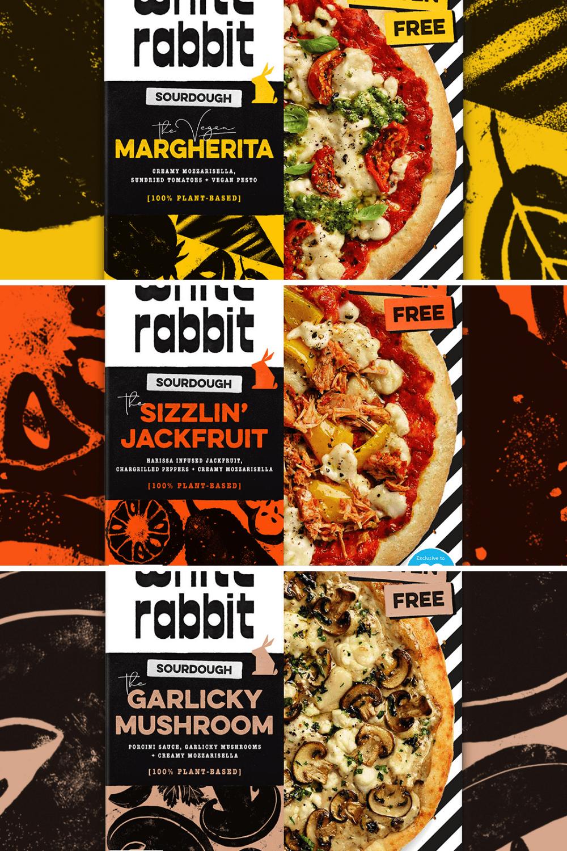 white rabbit gluten free vegan pizzas