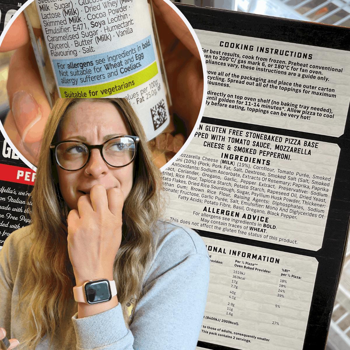 may contain warnings gluten